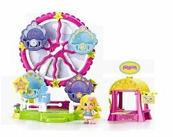 The Ferris Wheel Of Pinypon Fair Toy Pin And Pon Child Girl Famosa