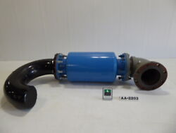 Used Agitation Blower - Pd Blower Style Painted Steel Blower Silencer Aa2203-blo
