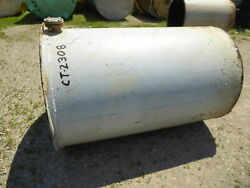 Used Cylindrical Tank - 300 Gallon Steel Cylindrical Tank Ct2308-tanks-cylindric