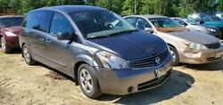 2005-2009 Nissan Quest Automatic Transmission Non-locking Differential
