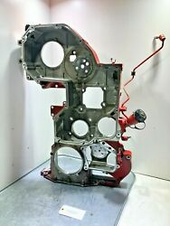 2020 Cummins Isx15 X15 Xpi Front Timing Cover Housing 5468168 5468170 Oem