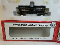 Ho Scale Intermountain 46213-02 Acf Type 27 Riveted 10k Gal. Tank Car Rd 3124.
