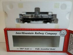 Ho Scale Intermountain 46308-01 Acf Type 27 Riveted 8k Gal. Tank Car Rd 20308.