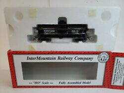 Ho Scale Intermountain 46210-05 Acf Type 27 Riveted 10k Gal. Tank Car Rd 10807.