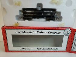 Ho Scale Intermountain 46213-01 Acf Type 27 Riveted 10k Gal. Tank Car Rd 3122.