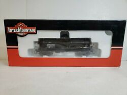 Ho Scale Intermountain 46201-39. Acf Type 27 Riveted 10,000 Gl. Tank Car 10738.
