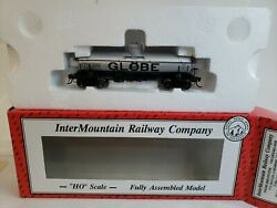 Ho Scale Intermountain 46313-01 Acf Type 27 Riveted 8k Gal. Tank Car Rd 8404.