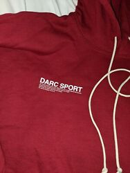 Darc Sport Itand039s For Us English Hoodie Family Cardinal Red Medium