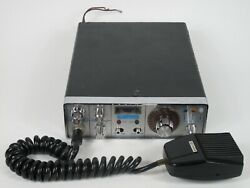 Pace Cb145 23 Channel Cb Radio 2 Way Transceiver With Mic Vintage 1970s Untested