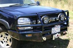 3462020 Arb 4x4 Accessories 3462020 Front Deluxe Bull Bar Winch Mount Bumper