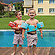 10000 02 101 Airhead Water Otter Classic Life Jacket Flotation Device For Kids