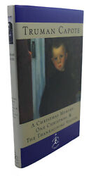 Truman Capote A Christmas Memory One Christmas And The Thanksgiving Visitor M