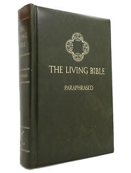 Bible The Living Bible Paraphrased 30th Printing