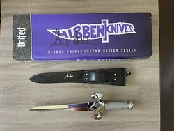 Gil Hibben Centurion Gh2030a Signature Issue First Production Run January 2004