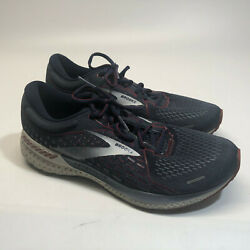 Brooks Adrenaline Gts 21 Menand039s Cushioned Athletic Sneakers Size 11 Used Read