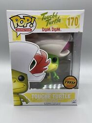 Funko Pop Animation Touche Turtle 170 - Hanna Barbera Chase Limited Edition