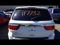 Trunk/hatch/tailgate Privacy Tint Glass Fits 11-13 Durango 960766