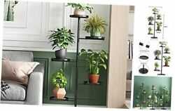 Plant Stand For Indoor Plants 5 Tier Metal Plant Stand Tall Multiple Upgrade