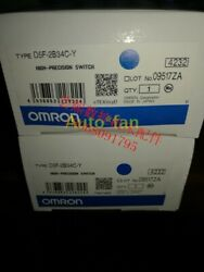 1pc For New Omron Omron Machine Tool Setting Instrument Switch D5f-2b34c-y