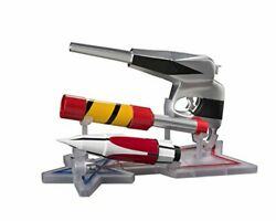 Tamashii Lab Ultraman Science Special Search Party Ray Gun Super Gun About [f6h]