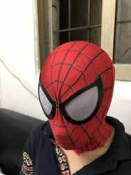 The Amazing Spider-man 2 Mask Spiderman Halloween Cosplay Costume Party Gifts
