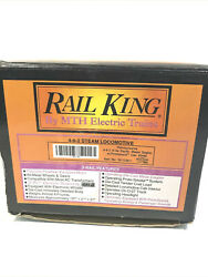 Mth Railking Pennsy 4-6-2 K-4s Pacific Steam Locomotive 30-1138-1 -preowned