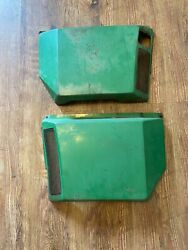John Deere 322 Lawn And Garden Tractor Side Panels/covers