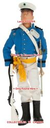 Gi Joe 1967 Air Cadet W/ Dog Tag =poster Action Figure Doll 6 Sizes 17 - 8.5 Ft