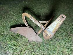 Sears Suburban Garden Lawn Tractor Plow Pull Behind Plow For 3 Point Hitch