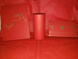 Louis Vuitton Vip Gift Set Vivienne Doll, Picture Frame And Chinese Ny Envelopes
