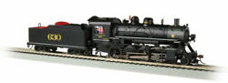 Bachmann-2-8-0 Consolidation - Sound And Dcc - Sound Value -- Southern Railway 6