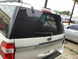 Trunk/hatch/tailgate Wiper Privacy Tint Glass Fits 15-17 Expedition White