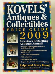 Kovel's Antiques And Collectibles Price Guide 2009 - Ralph And Terry Kovel Used