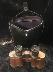 Military Army Binoculars. 1937r Made In The Ussr Vintage 6x30