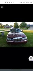 1998-1999-2000-2001-2002 Lincoln Town