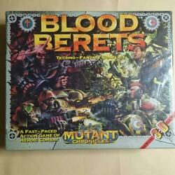 Brad Beret Board Game With Figures Legacy Of The Disappearing Company