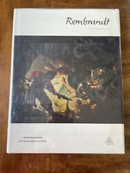 Rembrandt Text By Ludwig Munz 108 Reproductions 48 Large Full Color Book Rare