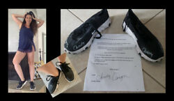 Christy Canyon Signed Worn/owned Shoes From Busty Xxx Adult Star Coa
