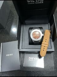 Dievas Mg-1 Special Limited Edition Superalloy Case Comes With A Dievas Warranty