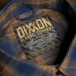 3xl Mens Hoffman Limited Collab 2021 Dixxon Flannel 3x Large Sold Out Bnip