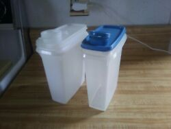 Childrenand039s Tupperware Cereal Keepers