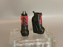 2013 Ever After High Cerise Hood Doll Hat-tastic Tea Party Replacement Shoes