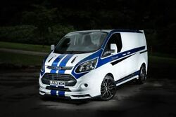 Xclusive Customz - Custom Transit Ford Complet Corps Kit