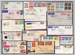 Ghana 1958-1998 Covers .. Registered ... Airmail Etc .. Priced And Sold Singly