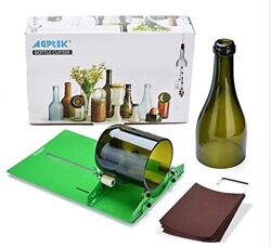 Cutter Bottle Of Glass Machine Tool Of Cut Glass Recycle Novelty