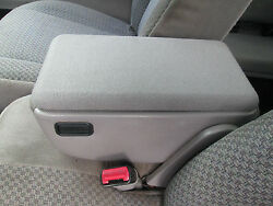 Ford Ranger Center Console Lid Cover Arm Rest 1998 To 2003medium Graphite