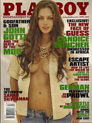 Playboy April 2010-a – Amy Leigh Andrews – German Girls – Candice Boucher Nude