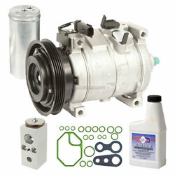 Oem Ac Compressor W/ A/c Repair Kit For Dodge Neon And Plymouth Neon 2000 2001
