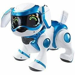 Tekno Robotic Puppy With Bone And Ball