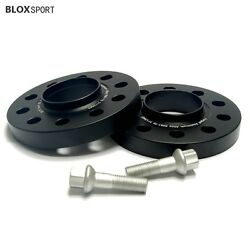 4x 20mm 5x112 5x100 Wheel Spacers Hubcentric For Audi A3 8l A3/s3 Awd A4/s4 Rs4